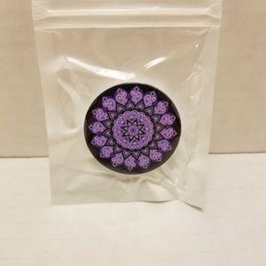 Mandala pop socket